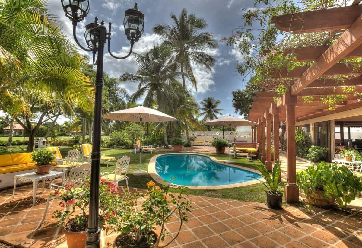 Villa rancho arriba 4 casa de campo caribbean villa for Casa de campo villas