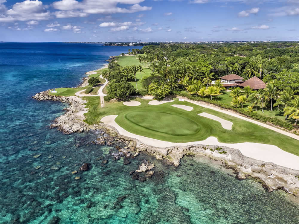 Number 1 golf course in the caribbean